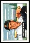 1951 Bowman REPRINT #274  George Metkovich  Front Thumbnail