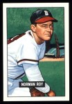 1951 Bowman REPRINT #278  Norman Roy  Front Thumbnail