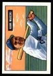 1951 Bowman REPRINT #12  Hank Majeski  Front Thumbnail