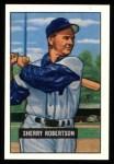 1951 Bowman REPRINT #95  Sherry Robertson  Front Thumbnail