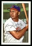 1952 Bowman REPRINT #115  Larry Doby  Front Thumbnail
