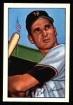 1952 Bowman REPRINT #2  Bobby Thompson  Front Thumbnail