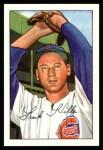 1952 Bowman REPRINT #114  Frank Hiller  Front Thumbnail