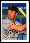 1952 Bowman REPRINT #108  George Metkovich  Front Thumbnail
