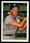 1952 Bowman REPRINT #36  Cass Michaels  Front Thumbnail