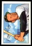 1952 Bowman REPRINT #139  Jerry Priddy  Front Thumbnail