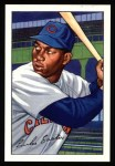 1952 Bowman REPRINT #95  Luke Easter  Front Thumbnail