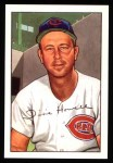 1952 Bowman REPRINT #222  Dixie Howell  Front Thumbnail
