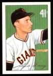 1952 Bowman REPRINT #198  Chuck Diering  Front Thumbnail