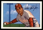 1952 Bowman REPRINT #20  Willie Jones  Front Thumbnail