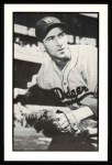 1953 Bowman B&W Reprint #60  Billy Cox  Front Thumbnail
