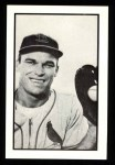 1953 Bowman B&W Reprint #10  Dick Sisler  Front Thumbnail