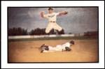 1953 Bowman REPRINT #33  Pee Wee Reese  Front Thumbnail