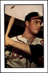1953 Bowman REPRINT #97  Eddie Mathews  Front Thumbnail