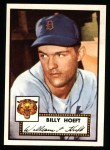 1952 Topps REPRINT #370  Billy Hoeft  Front Thumbnail