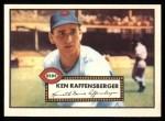 1952 Topps REPRINT #118  Ken Raffensberger  Front Thumbnail