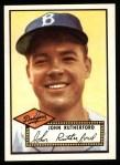 1952 Topps REPRINT #320  John Rutherford  Front Thumbnail