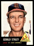 1953 Topps Archives #56  Gerry Staley  Front Thumbnail