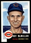 1953 Topps Archives #259  Roy McMillan  Front Thumbnail