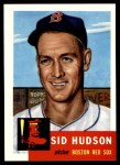 1953 Topps Archives #251  Sid Hudson  Front Thumbnail