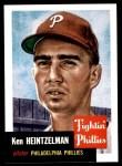 1953 Topps Archives #136  Ken Heintzelman  Front Thumbnail