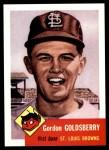 1953 Topps Archives #200  Gordon Goldsberry  Front Thumbnail