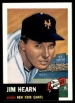 1953 Topps Archives #38  Jim Hearn  Front Thumbnail
