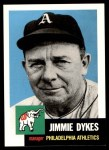 1953 Topps Archives #281  Jimmy Dykes  Front Thumbnail