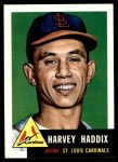 1953 Topps Archives #273  Harvey Haddix  Front Thumbnail