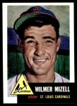 1953 Topps Archives #128  Wilmer Mizell  Front Thumbnail
