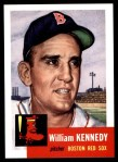 1953 Topps Archives #94  Bill Kennedy  Front Thumbnail