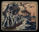 1939 Gum Inc. War News Pictures #89   Sub Crew Saved After Ocean-Bed Vigil Front Thumbnail