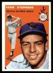 1954 Topps Archives #54  Vern Stephens  Front Thumbnail