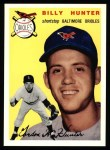 1954 Topps Archives #48  Billy Hunter  Front Thumbnail