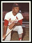 1978 TCMA The Stars of the 1960s #240  Curt Flood  Front Thumbnail