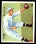 1933 Goudey Reprint #112  Fred Schulte  Front Thumbnail