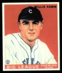 1933 Goudey Reprint #75  Willie Kamm  Front Thumbnail