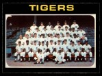 1971 O-Pee-Chee #336   Tigers Team Front Thumbnail