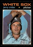 1971 O-Pee-Chee #113  Jerry Crider  Front Thumbnail