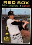 1971 O-Pee-Chee #114  Billy Conigliaro  Front Thumbnail