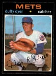 1971 O-Pee-Chee #136  Duffy Dyer  Front Thumbnail