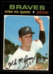 1971 O-Pee-Chee #8  Mike McQueen  Front Thumbnail