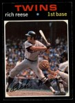 1971 O-Pee-Chee #349  Rich Reese  Front Thumbnail