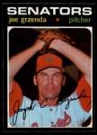 1971 O-Pee-Chee #518  Joe Grzenda  Front Thumbnail