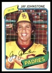 1980 Topps #31  Jay Johnstone  Front Thumbnail