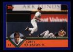 2003 Topps #169  Jerry Hairston Jr.  Front Thumbnail
