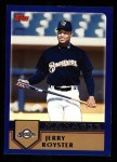 2003 Topps #277  Jerry Royster  Front Thumbnail