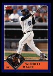 2003 Topps #179  Wendell Magee  Front Thumbnail