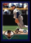 2003 Topps #67  Bret Boone  Front Thumbnail