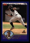 2003 Topps #227  Junior Spivey  Front Thumbnail
